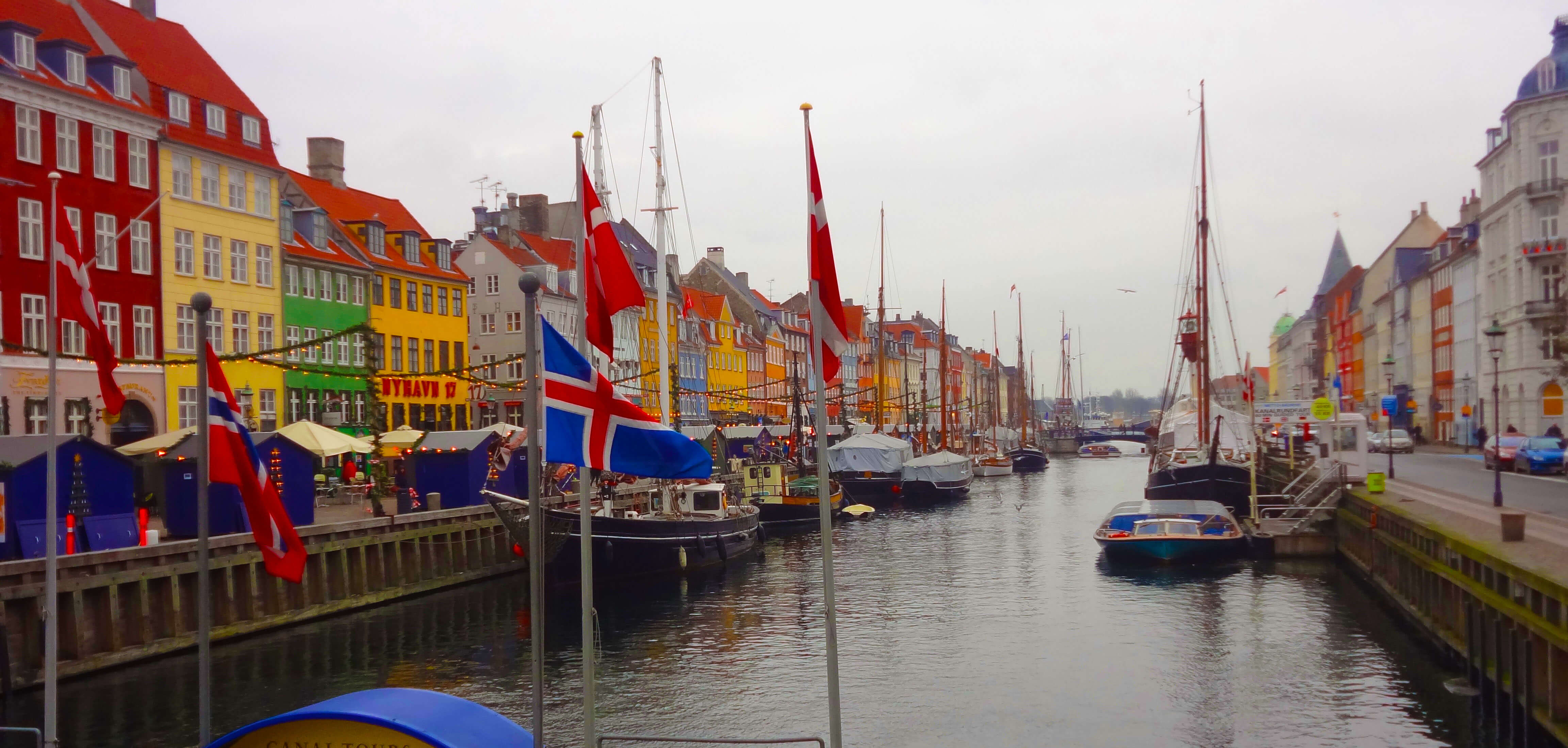 CAPA 1 - Visitando Copenhague em menos de 48 horas